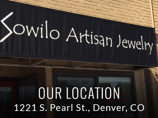 Sowilo Artisan Jewelry - Denver Colorado Location