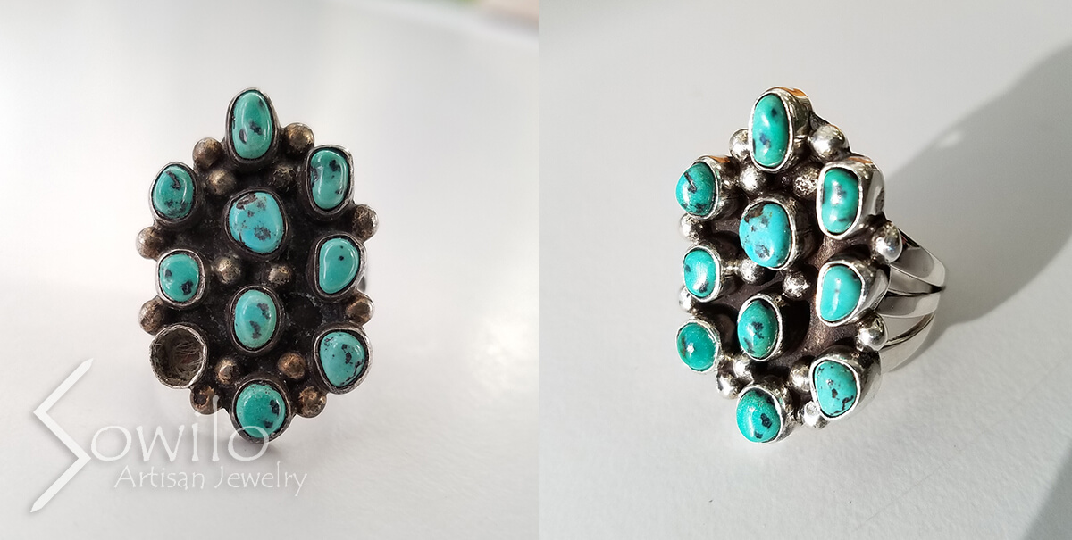 Custom Artisan Jewelry Restoration Denver Co