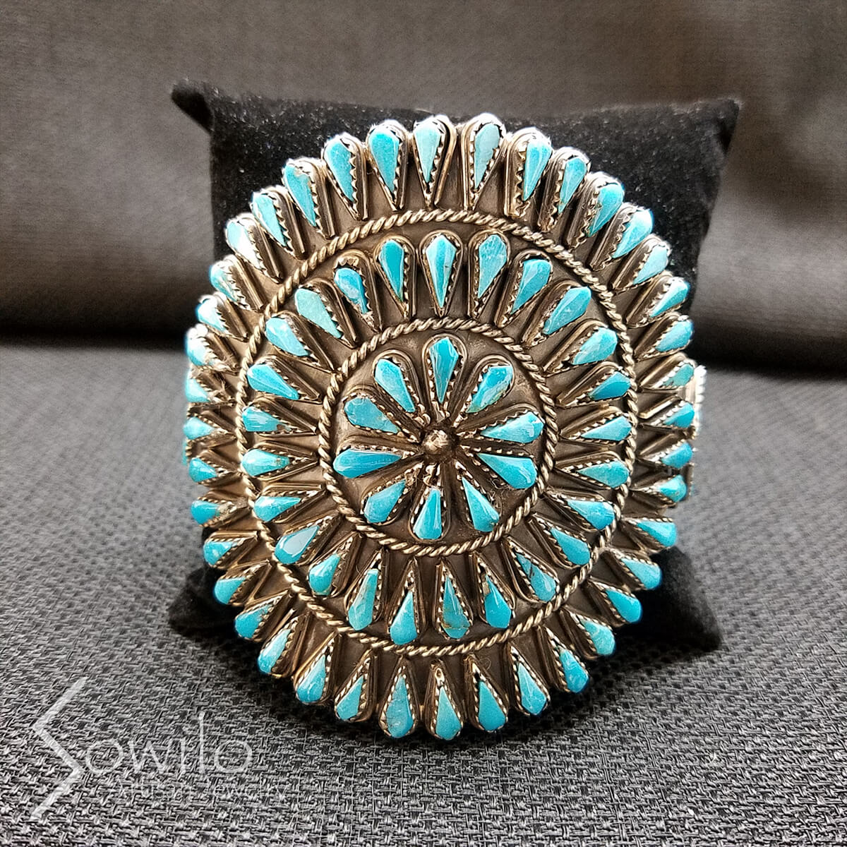 Gallery - Square - Sowilo Artisan Jewelry - Bracelet