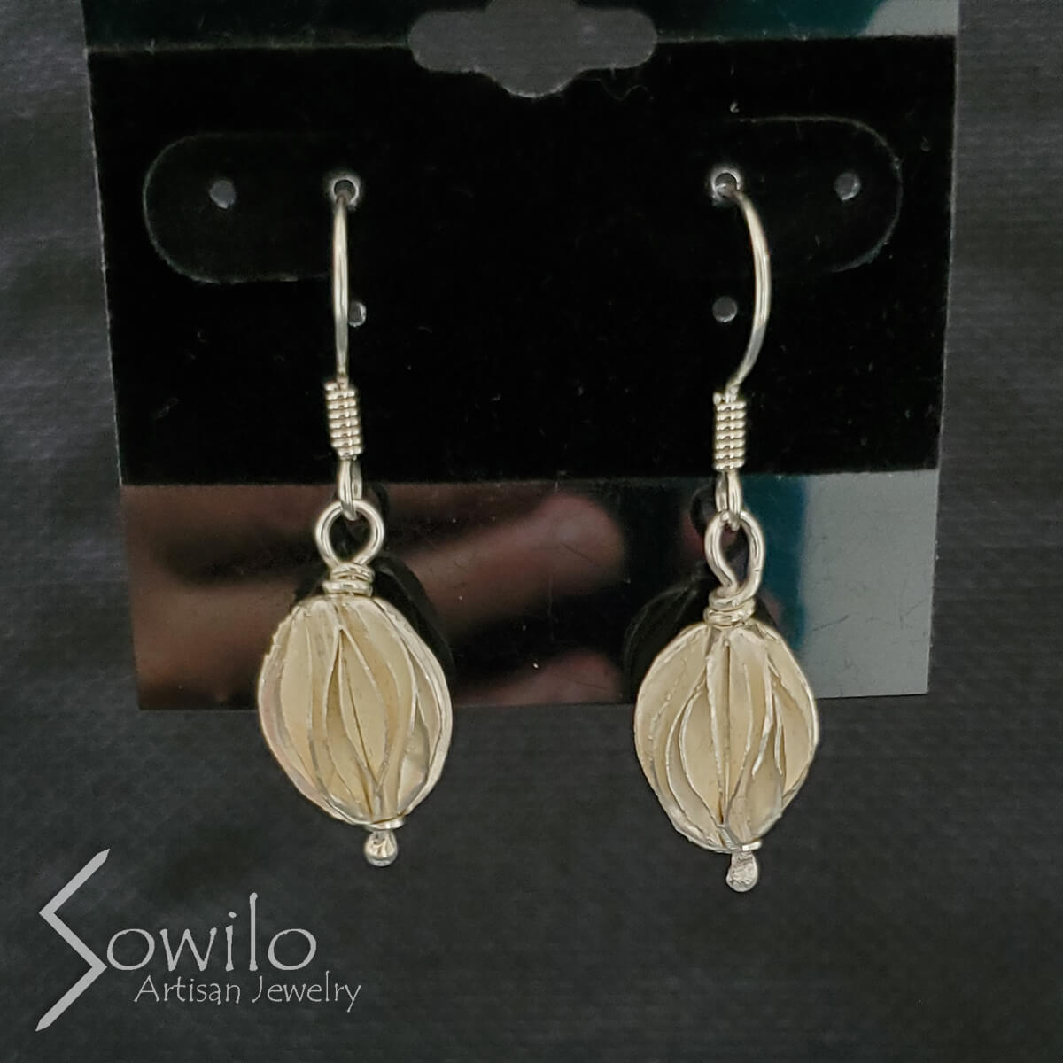 Gallery - Square - Sowilo Artisan Jewelry - Earrings